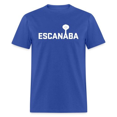 Escanaba Tower 'Eh - MENS - Men's T-Shirt