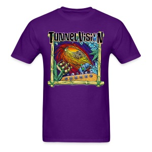 Tunnel Vision Album Cover - Men's T-Shirt