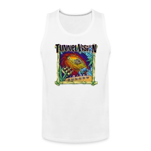 Tank Tunnel Vision Album Cover - Men's Premium Tank