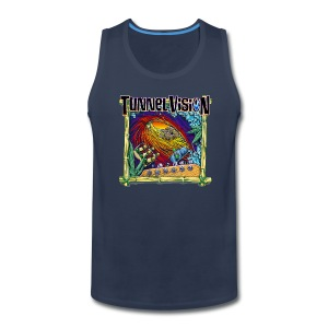 Tunnel Vision Tank - Men's Premium Tank
