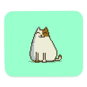 Friday Cat №15 - Mouse pad Horizontal