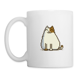 Friday Cat №15 - Coffee/Tea Mug