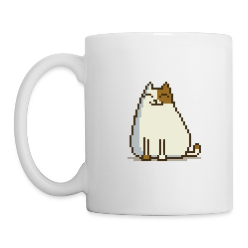 Friday Cat №15 - Coffee/Tea Mug
