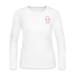 HerStyx Long Sleeve Jersey T-Shirt - Women's Long Sleeve Jersey T-Shirt