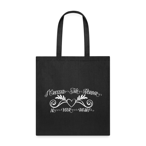 Border Tote Bag - Tote Bag