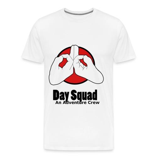 Day Squad Logo T-Shirt - Men's Premium T-Shirt