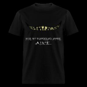 Not In Wonderland Anymore - Men's T-Shirt