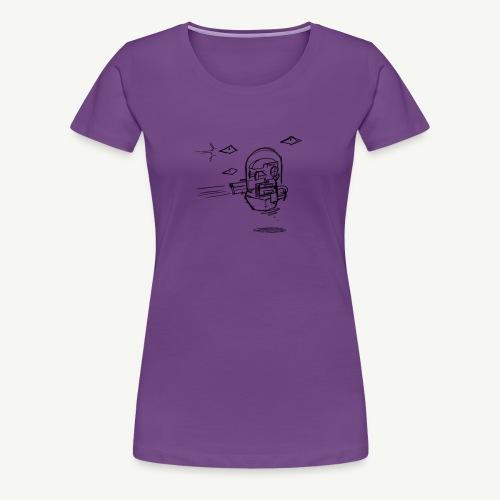 Jessica concept art tee - Women's Premium T-Shirt
