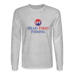 HFF Men's Long Sleeve - Men's Long Sleeve T-Shirt
