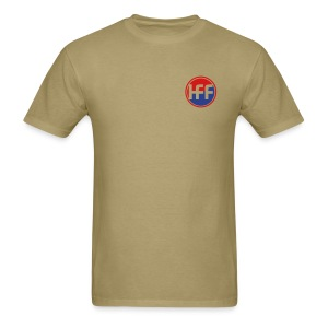 HFF Men's T: Small Logo - Men's T-Shirt