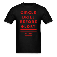 T-Shirts ~ Men's T-Shirt ~ Circle Drill