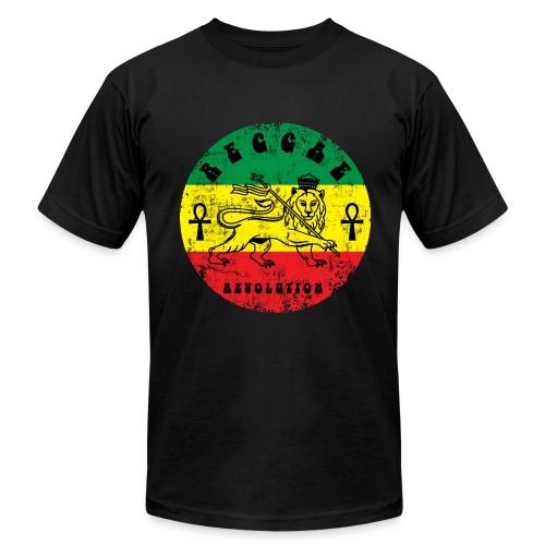 Reggae Life - T-Skirt - Men's Fine Jersey T-Shirt