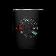 Mugs & Drinkware ~ Full Color Mug ~ Shoot the A7 manually (distressed)