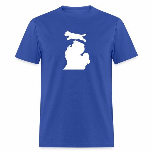West Highland White Terrier men's shirt - Men's T-Shirt