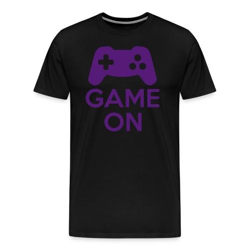 Game On SGT Solj! - Men's Premium T-Shirt