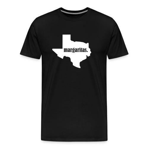 Margaritas. Texas. Mens Shirt - Men's Premium T-Shirt