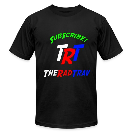 TRT Design #2 - Men's Fine Jersey T-Shirt