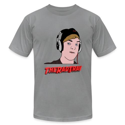 Design 4 - Men's Fine Jersey T-Shirt