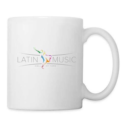 White Mug With Logo - Coffee/Tea Mug