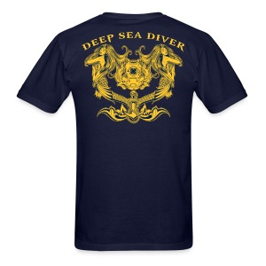 1st Class Mermaid - Men's T-Shirt