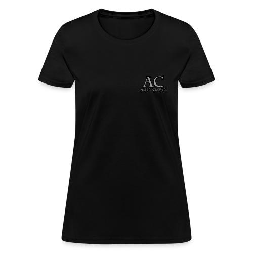 Alien Clown Simple Logo Women's T - Women's T-Shirt