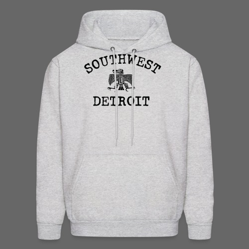 Southwest Detroit Aztec Eagle - Men's Hoodie