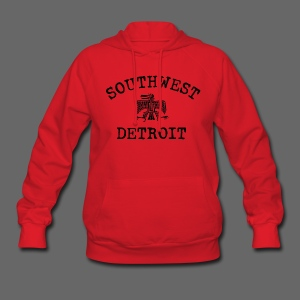 Southwest Detroit Aztec Eagle - Women's Hoodie