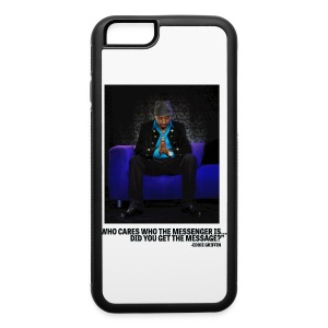 Eddie Griffin WHO CARES WHO THE MESSENGER IS IPhone 4/4S - iPhone 6/6s Rubber Case