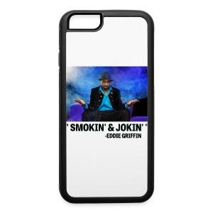 Eddie Griffin SMOKIN & JOKIN IPhone 5 Case - iPhone 6/6s Rubber Case