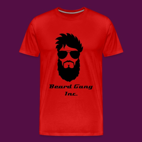 Beard Gang - Men's Premium T-Shirt
