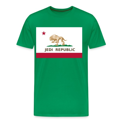 Jedi Republic - Men's Premium T-Shirt