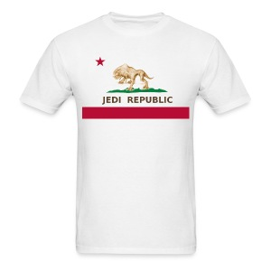 CA Jedi Republic - Men's T-Shirt