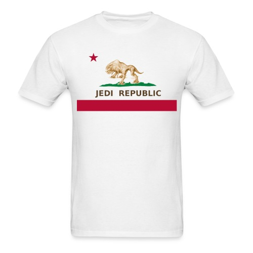 CA Jedi Republic - Men's T-Shirt