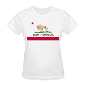CA Jedi Republic - Women's T-Shirt