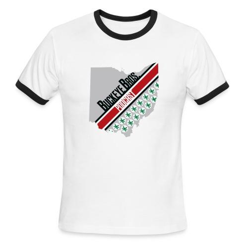 BBP State Ringer Tee - Men's Ringer T-Shirt