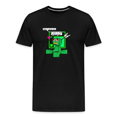 Baby Mr Free For Grown Ups - Men's Premium T-Shirt