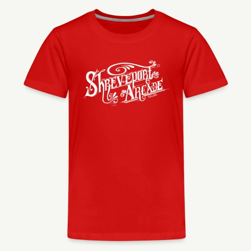 Shreveport Arcade Kid's Logo Tee - Kids' Premium T-Shirt