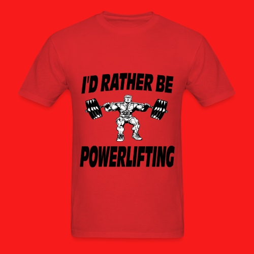 SG I rather be.. - Men's T-Shirt