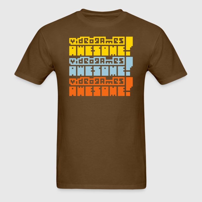 Video Games  T-Shirts - Men's T-Shirt