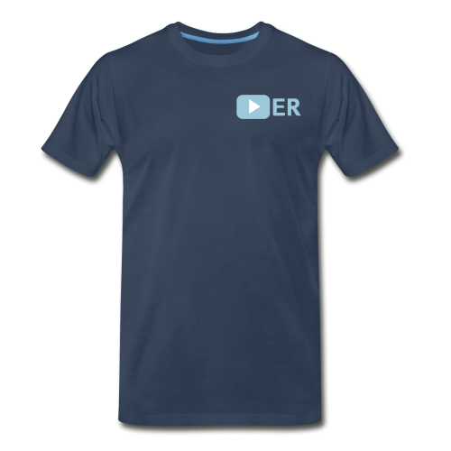 Youtuber T-Shirt - Men's Premium T-Shirt
