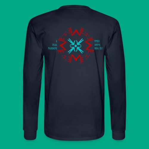 We is We - Men's Long Sleeve T-Shirt