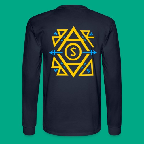 Barbados - Men's Long Sleeve T-Shirt