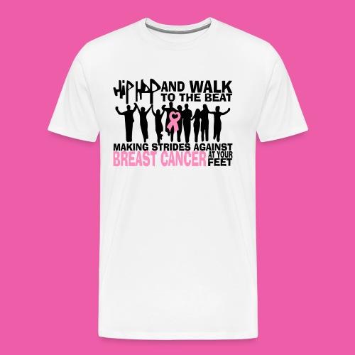 Hip-Hop & Walk Men's T-Shirt - Men's Premium T-Shirt