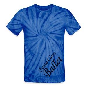 Ladies Tie-Die T - Unisex Tie Dye T-Shirt