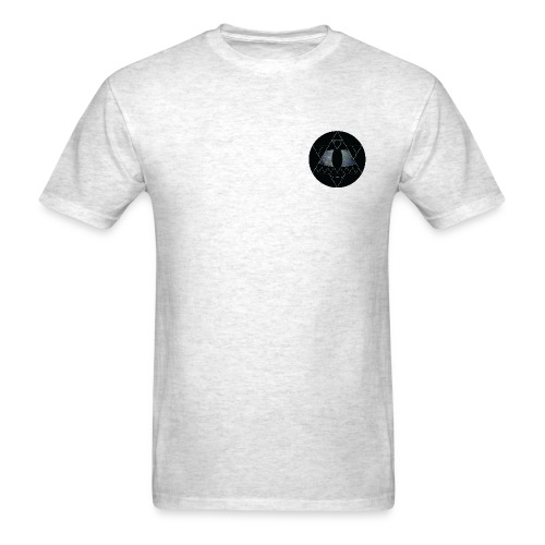 Aztec Eye - Grey - Men's T-Shirt