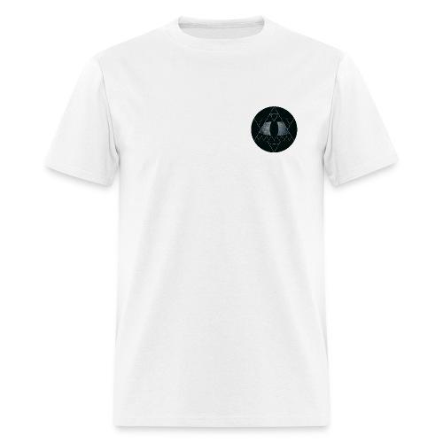 Aztec Eye - White - Men's T-Shirt