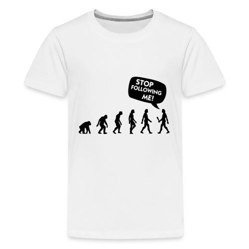 HUMAN Tee - Kids' Premium T-Shirt