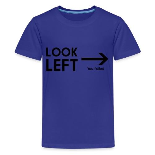 Left Trick Tee - Kids' Premium T-Shirt