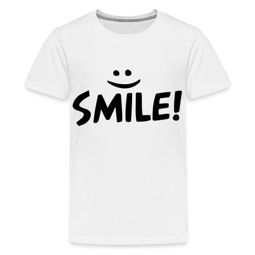SMILE Tee - Kids' Premium T-Shirt