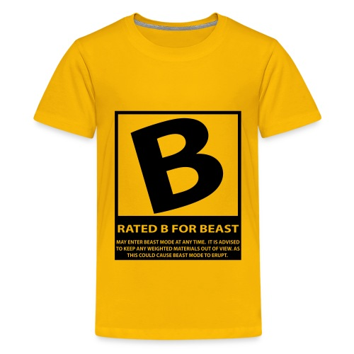 BEAST MODE Tee - Kids' Premium T-Shirt